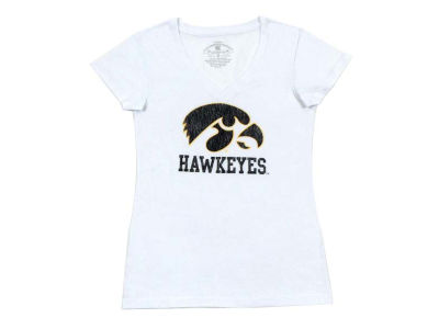 Colosseum NCAA Womens Countdown V-Neck T-Shirt