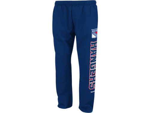 New York Rangers NHL Kicked In Fleece Pant