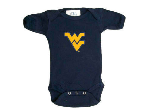 West Virginia Mountaineers NCAA Lap Shoulder Creeper