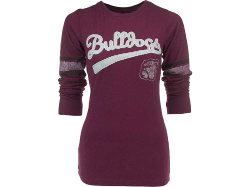 Mississippi State Bulldogs NCAA Womens Calli Long Sleeve T-Shirt