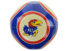 Kansas Jayhawks NCAA Soccer Ball Outdoor & Sporting Goods