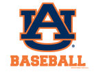Auburn Tigers Wincraft 3x4 Ultra Decal Auto Accessories