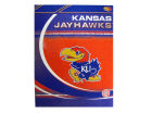 Kansas Jayhawks 2-Pocket Portfolio Home Office & School Supplies
