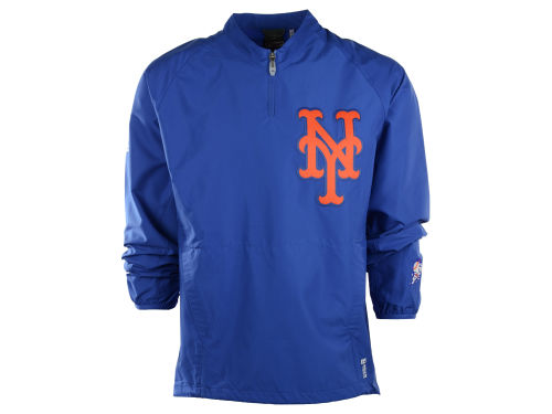 New York Mets Majestic MLB Triple Peak Gamer Jacket