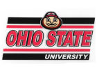 Ohio State Buckeyes NCAA Decal Auto Accessories