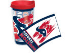 Houston Texans Tervis Tumbler 16oz Wrap Tumbler With Lid Gameday & Tailgate