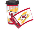 Kansas City Chiefs Tervis Tumbler 16oz Wrap Tumbler With Lid Gameday & Tailgate