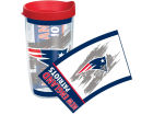 New England Patriots Tervis Tumbler 16oz Wrap Tumbler With Lid Gameday & Tailgate