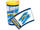 San Diego Chargers Tervis Tumbler 16oz Wrap Tumbler With Lid Gameday & Tailgate