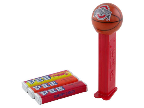 Ohio State Buckeyes Pez Dispenser