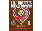 Ohio State Buckeyes Book-Lil Brutus Born A Buckeye Collectibles