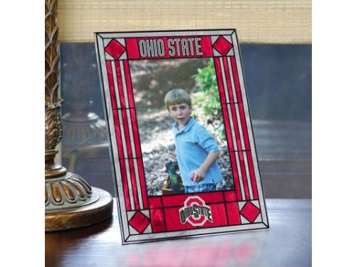 Ohio State Buckeyes Vertical Frame