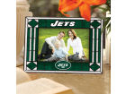 New York Jets Art Glass Picture Frame Bed & Bath