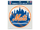 New York Mets Wincraft Die Cut Color Decal 8in X 8in Bumper Stickers & Decals