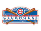 Chicago Cubs Wincraft Clubhouse Sign Kitchen & Bar