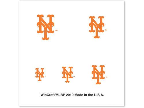 New York Mets Wincraft Tattoo Nail