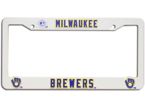 Milwaukee Brewers Rico Industries Plastic Frame