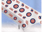 Chicago Cubs Rico Industries Vinyl Table Cloth Gameday & Tailgate
