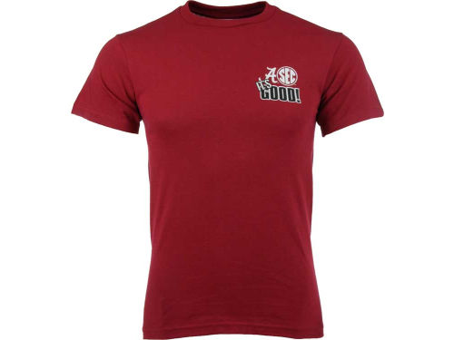 Alabama Crimson Tide NCAA Good Bad Ugly T-Shirt
