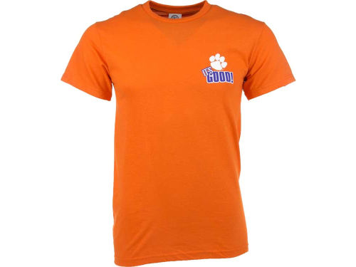Clemson Tigers NCAA Good Bad Ugly T-Shirt