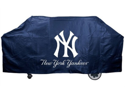New York Yankees Rico Industries Deluxe Grill Cover