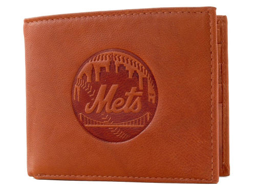 New York Mets Rico Industries Embossed Billfold