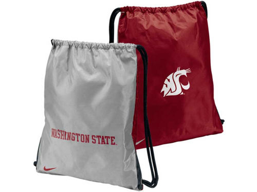 Washington State Cougars Nike Home And Away Gymsack