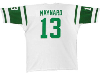 Mitchell and Ness Byrd Green Throwback Jersey