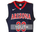 Arizona Wildcats #33 Haddad Brands NCAA Youth Replica Basketball Jersey Jerseys