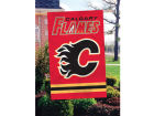 Calgary Flames Applique House Flag Collectibles