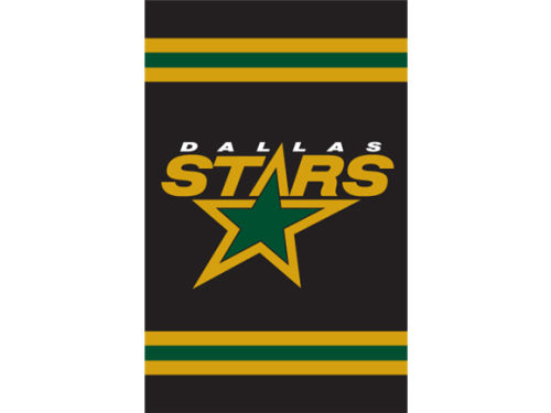Dallas Stars Applique House Flag