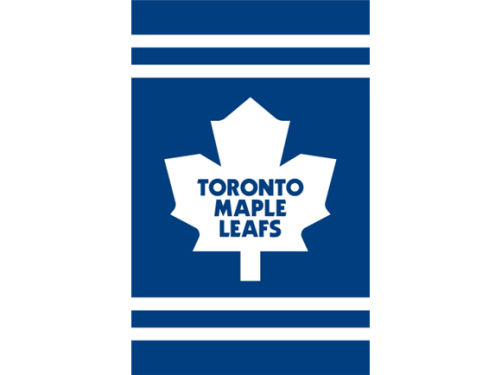 Toronto Maple Leafs Applique House Flag