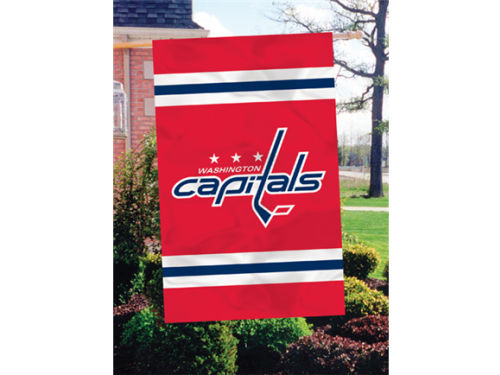 Washington Capitals Applique House Flag