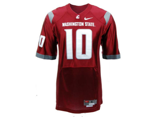 Washington State Cougars Nike NCAA Twill Football Jersey