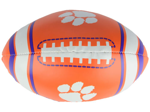 Clemson Tigers Jarden Sports Softee Goaline Football 8inch