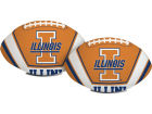 Illinois Fighting Illini Softee Goaline Football 8inch Toys & Games