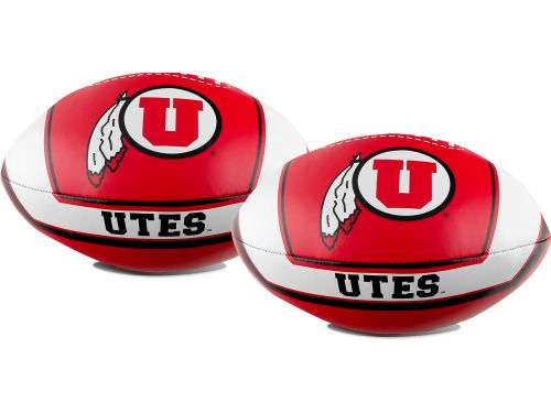 Utah Utes Softee Goaline Football 8inch