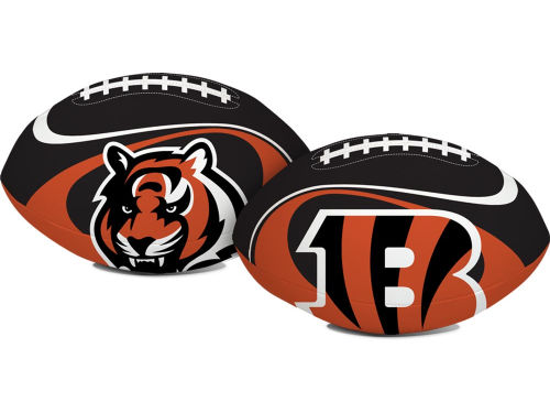 Cincinnati Bengals Jarden Sports Softee Goaline Football 8inch