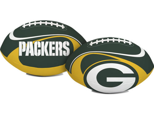 Green Bay Packers Jarden Sports Softee Goaline Football 8inch