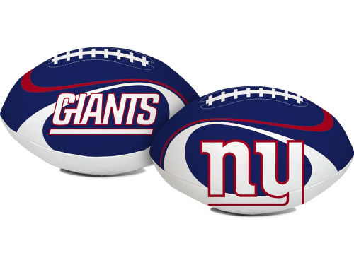 New York Giants Softee Goaline Football 8inch