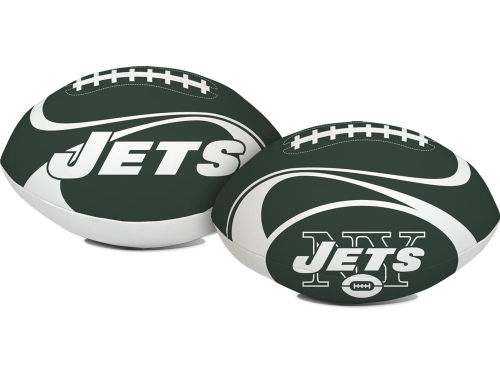 New York Jets Softee Goaline Football 8inch
