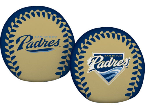 San Diego Padres Jarden Sports Softee Quick Toss Baseball 4inch