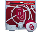 Oklahoma Sooners Jarden Sports Slam Dunk Hoop Set Outdoor & Sporting Goods