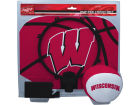 Wisconsin Badgers Jarden Sports Slam Dunk Hoop Set Outdoor & Sporting Goods