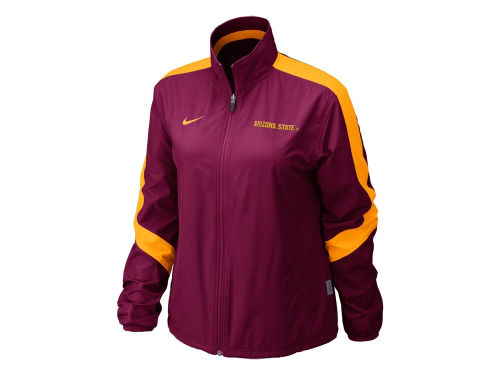 Arizona State Sun Devils Nike NCAA Womens Zone Blitz Jacket