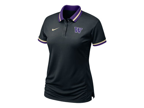 Washington Huskies Nike NCAA Womens Sideline Polo