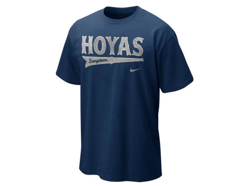 Georgetown Hoyas Nike NCAA Cotton Graphic T-Shirt