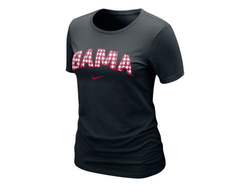 Alabama Crimson Tide Nike NCAA Womens Arch T-Shirt