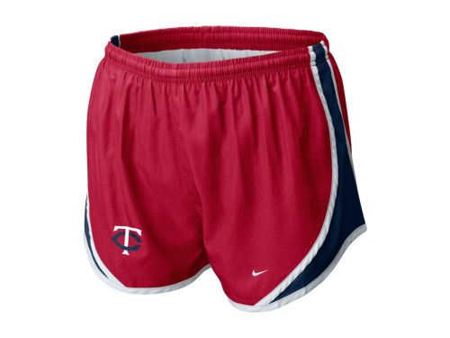 Minnesota Twins Nike MLB Womens Tempo Short