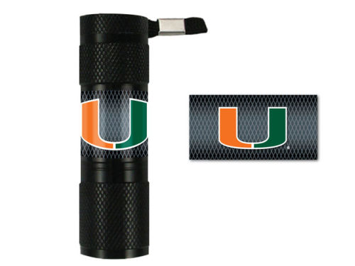 Miami Hurricanes LED Flashlight
